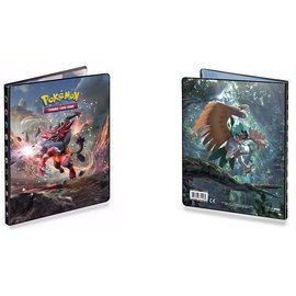 Pokemon Sun & Moon album 4-pocket