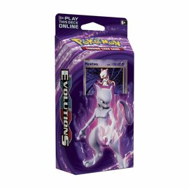 Pokemon Evolutions Theme deck Mewtwo Mayhem