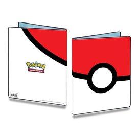 Ultra-Pro Pokémon  album 9-pocket Poké Ball