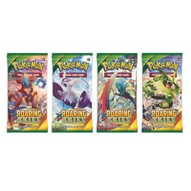Pokemon Roaring Skies boosterpack