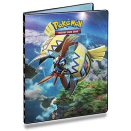 Pokemon Sun & Moon album 9-pocket, Guardians Rising