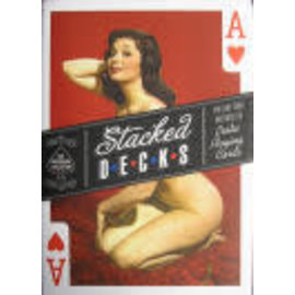 Quirk Stacked Decks · The Art and History of Erotic Playing Cards