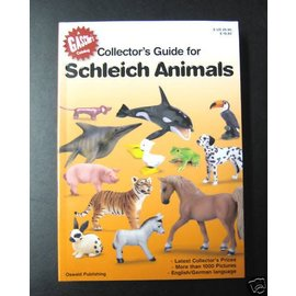 Oswald Collector's Guide for Schleich Animals