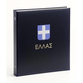 Davo Luxus Album Griechenland I 1861-1944