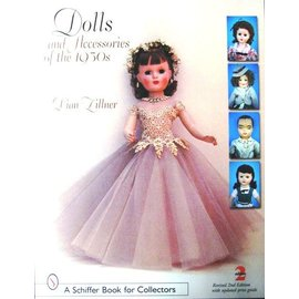 Schiffer Dolls & Accessories of the 1950s