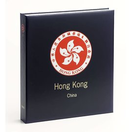 Davo Luxus Album Hongkong (China) III 2012-2017