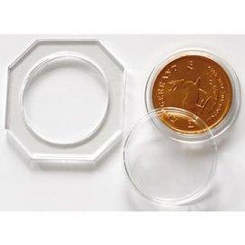 Lindner OCTO muntcapsules 28 mm - 2 stuks