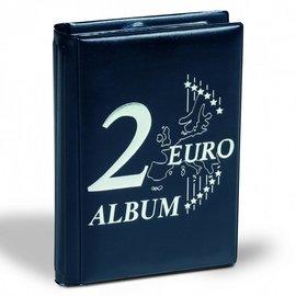 Leuchtturm Route 2-Euro coin album pocket size
