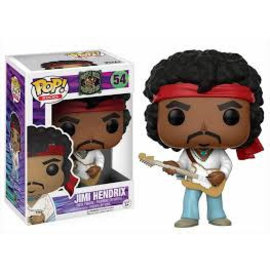 Funko Pop! Rocks 54 Jimi Hendrix