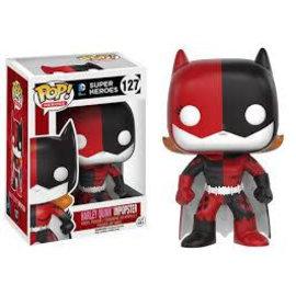 Funko Pop! Superheroes 127 Harley Quinn Impopster