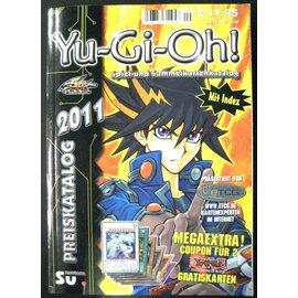 Fantasia Verlag Yu-Gi-Oh! Spiel- und Sammelkartenkatalog 2011