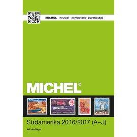 Michel 3.1 Südamerika 2016 (A-I)