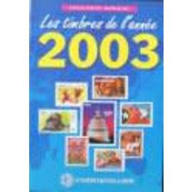 Yvert & Tellier Les timbres de l'année 2003