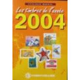 Yvert & Tellier Les timbres de l'année 2004