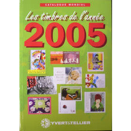 Yvert & Tellier Les timbres de l'année 2005
