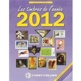 Yvert & Tellier Les timbres de l'année 2012
