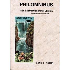 Philomnibus Lexikon der Briefmarken Band 1 Natur