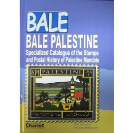 Bale The Stamps & Postal History of Palestine Mandate 1917-1948