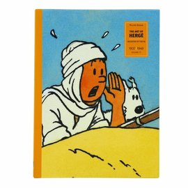 moulinsart The Art of Herge Inventor of Tintin volume 2 1937-1949