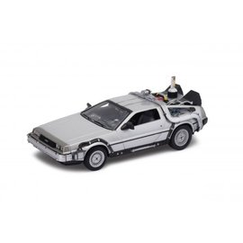 Welly Back to the Future II DeLorean Time Machine
