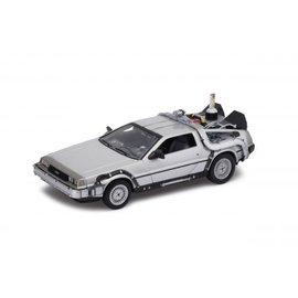 Welly Terug naar de Toekomst II DeLorean Time Machine