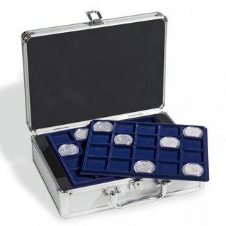 Leuchtturm Aluminium coin case small Cargo S6