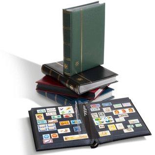 Leuchtturm insteekboek in cassette Premium S 64 SET zwart