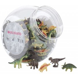 Bullyland Dinos - set of 5 small dinosaur figures