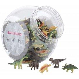 Bullyland Dinos - Set von 5 kleinen Dinosaurierfiguren