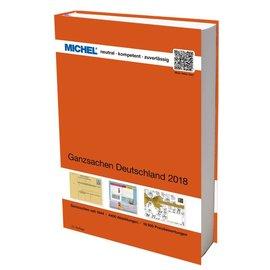 Michel Ganzsachen-Katalog Deutschland 2018