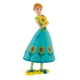 Bullyland Figuur Anna uit de Disney film Frozen Fever