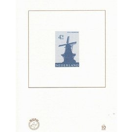 NVPH Netherlands facsimile issue no. 10