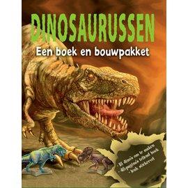 Rebo Dinosaurus boek en bouwpakket