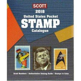 Scott 2018 United States Pocket Stamp Catalogue