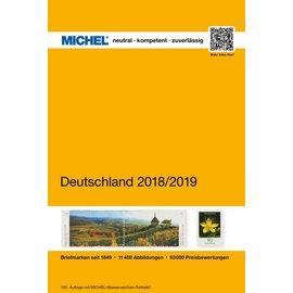 Michel Deutschland-Katalog 2018/2019