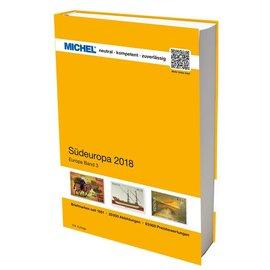 Michel Europa-Katalog Band 3 Südeuropa 2018