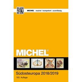 Michel Europa-Katalog Band 4 Südosteuropa 2018/2019