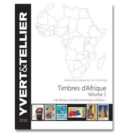 Yvert & Tellier Timbres d'Afrique Volume 1