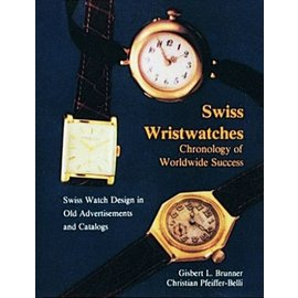 Schiffer Swiss Wristwatches · Chronology of Worldwide Success