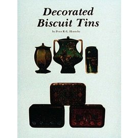 Schiffer Decorated Biscuit Tins: American, English and European