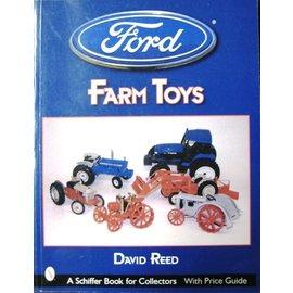 Schiffer Ford Farm Toys