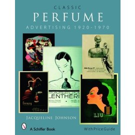 Schiffer Classic Perfume Advertising 1920-1970