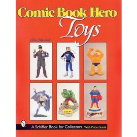 Schiffer Comic Book Hero Toys