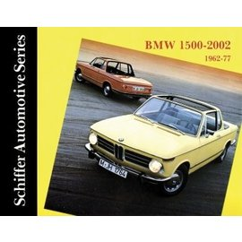 Schiffer BMW 1500-2002 1962-77