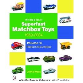 Schiffer Superfast Matchbox Toys 1969-2004 II