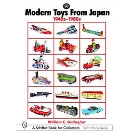 Schiffer Modern Toys from Japan
