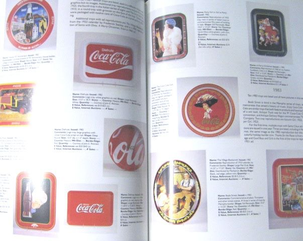 Schiffer - The Encyclopedia of Coca-Cola Trays: An Unauthorized Collector's  Guide