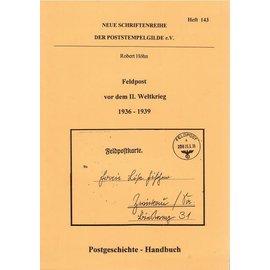 Poststempelgilde Feldpost vor dem II. Weltkrieg 1936-1939