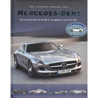 Parragon Het ultieme verhaal van Mercedes-Benz
