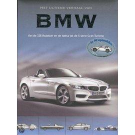 Parragon Het ultieme verhaal van BMW